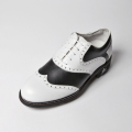 LAMBDA MEN'S FIRENZE  WHITE & BLACK