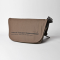 KNEE DEEP MESSENGER BAG  Khaki