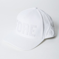 G/FORE CAP FORE White x White