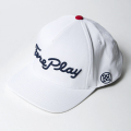G/FORE CAP Fore Play White