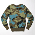 G/FORE Camo Crew Olive