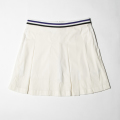 G/FORE Women's Golf Pleat Skort Snow Cream