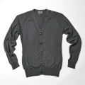 G/FORE Cardigan Charcoal