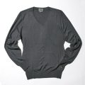 G/FORE Vee Sweater Charcoal