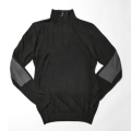 G/FORE Zip Sweater Onyx