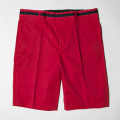G/FORE Men's Club Stretch Short Scarlet Red