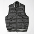 G/FORE Men's Down Puff Vest Onyx