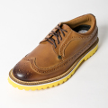 G/FORE MEN'S Street Wing Tip Brown