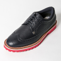 G/FORE MEN'S Street Wing Tip Navy