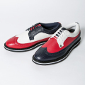G/FORE MEN'S Golf Shoes Wingtip USA
