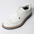 G/FORE MEN'S Golf Shoes WINGTIP WHITE