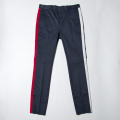 G/FORE Men's Side Stripe Slim Trouser Twilight Navy