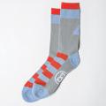 G/FORE MEN'S Socks G4 Crew Grey