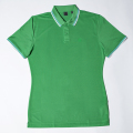 G/FORE Men's Tipped Polo Clover Green