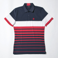G/FORE Men's Transition Polo Scarlet Red