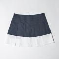 G/FORE Women's Contrast Skort Twilight Navy