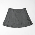G/FORE Women's Golf Pleat Skort Charcoal