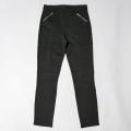 G/FORE Women's Ponte Moto Pant Onyx Black