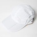 GILLES & LOEWS CAP Pocketable White