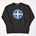 GILLES & LOEWS Sweat Crew Black VARIG