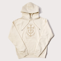 GILLES & LOEWS Sweat Hoodie Ivory GILLES & LOEWS