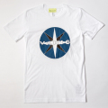 GILLES & LOEWS T-shirt White VARIG