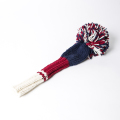 Jan Craig  Fairway Multi Navy x Red x Ivory