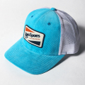 JONES CAP BLUE WAPPEN MESH