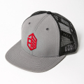 JONES CAP GREY BLACK Utility MESH