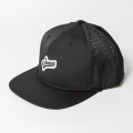 JONES CAP Script Punching Black