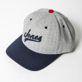 JONES CAP Spring Trainer Heather Grey & Navy