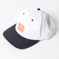 JONES CAP Square JONES Punching White Navy Orange