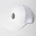 JONES CAP Utility Mesh White
