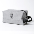 JONES CO-PILOT Dopp Kit Heather Grey GILLES & LOEWS
