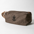 JONES CO-PILOT Wine / Shoe Bag Heather Brown