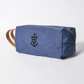 JONES CO-PILOT Wine / Shoe Bag Heather Navy