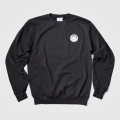 JONES Sweatshirt Circle Patch Black