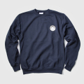 JONES Sweatshirt Circle Patch Navy
