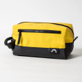 JONES Dopp Kit Yellow Tarpaulin