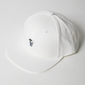 JONES FLAT CAP Cocktails Patch White