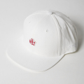 JONES FLAT CAP Flag Patch White