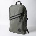 JONES GOLF + FIELD Backpack Olive Tarpaulin