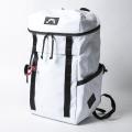 JONES Scout Backpack White Tarpaulin