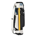 JONES STAND BAG NYLON & PVC Grey NO.1 GRIP