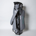 JONES Trouper Stand Bag Mid Town Gray The Great Escape
