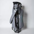 JONES Trouper Stand Bag Mid Town Gray The Great Escape