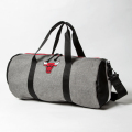 JONES Varsity Duffle Charcoal/Black Bulls