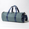 JONES Varsity Duffle Dark Green/Navy