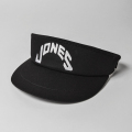 JONES VISOR BLACK