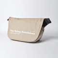 KNEE DEEP MESSENGER BAG  Beige
